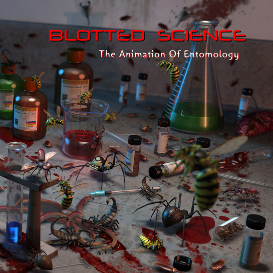 Blotted Science — The Animation of Entomology